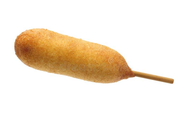 Perro de maíz hecho en casa imagen de archivo libre de regalías