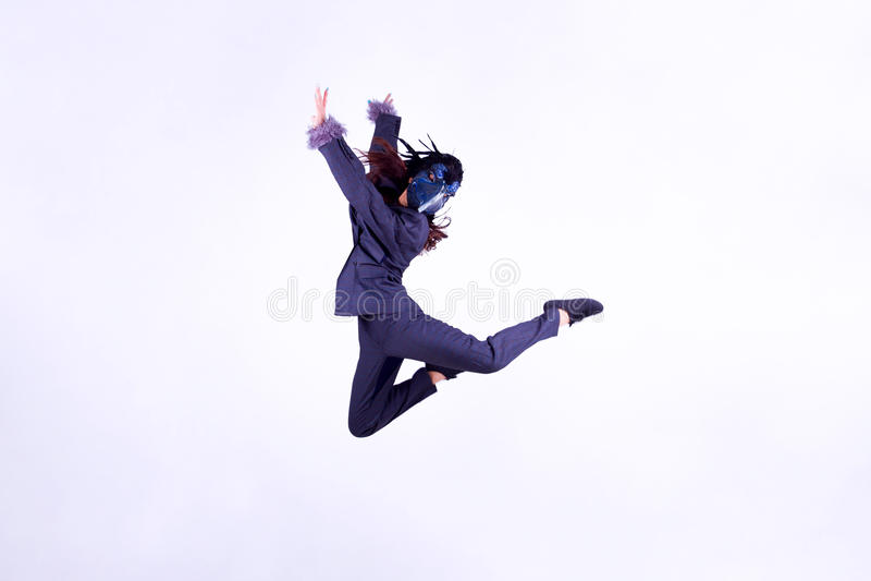 Perroquet de nouvelle année photos libres de droits