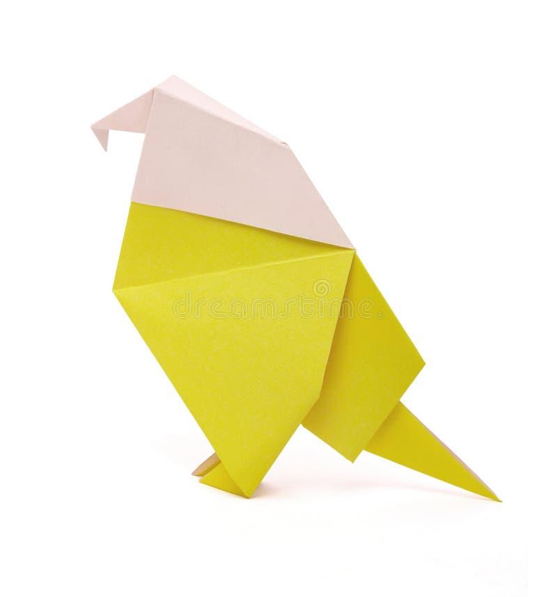 Perroquet de papier d 39 origami image stock image 34443361 - Papier cadeau origami ...