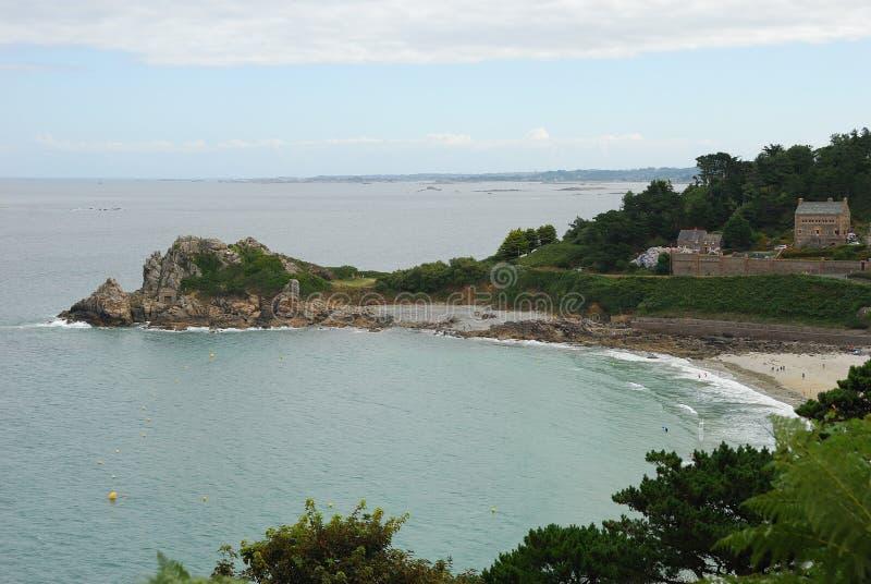 Download Perros Guirec imagem de stock. Imagem de rochas, praia - 16866489