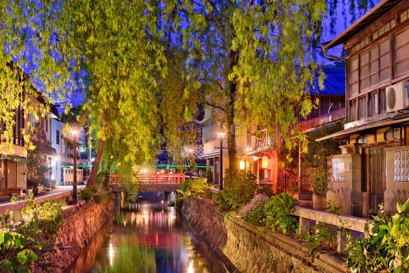Perry Road, Shimoda, Japón fotografía de archivo libre de regalías