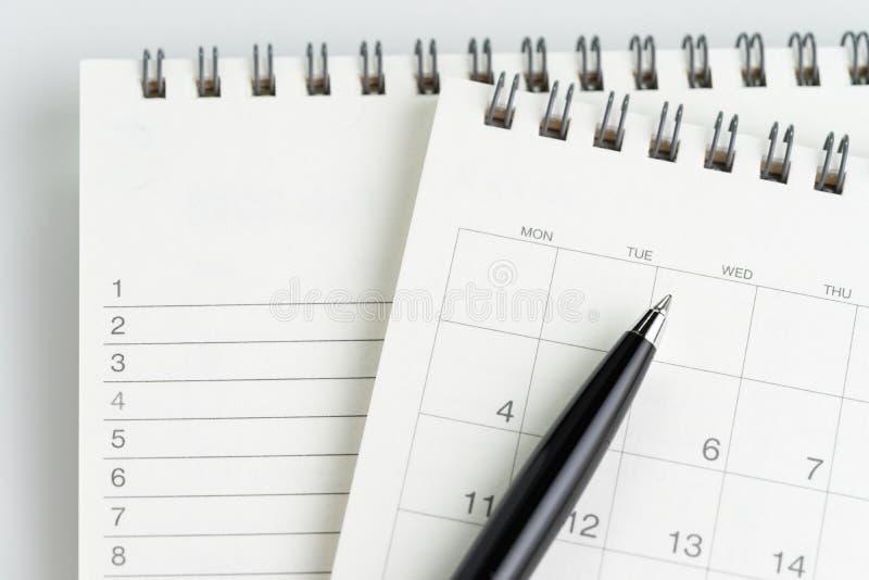 Persönlich jährlich Listen oder neues Jahr ` s Entschließung oder Planbetrug tun lizenzfreie stockfotos