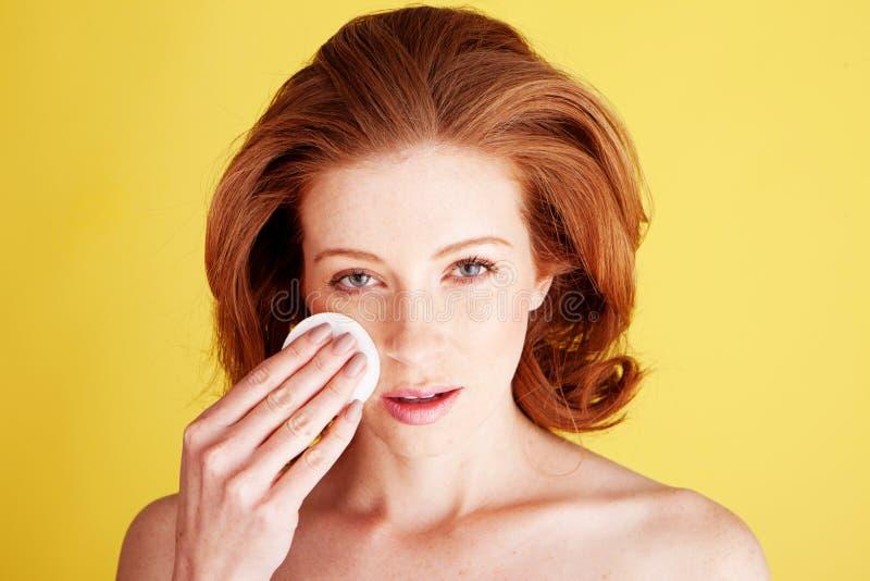 Persönliche Hygiene und Skincare lizenzfreies stockbild