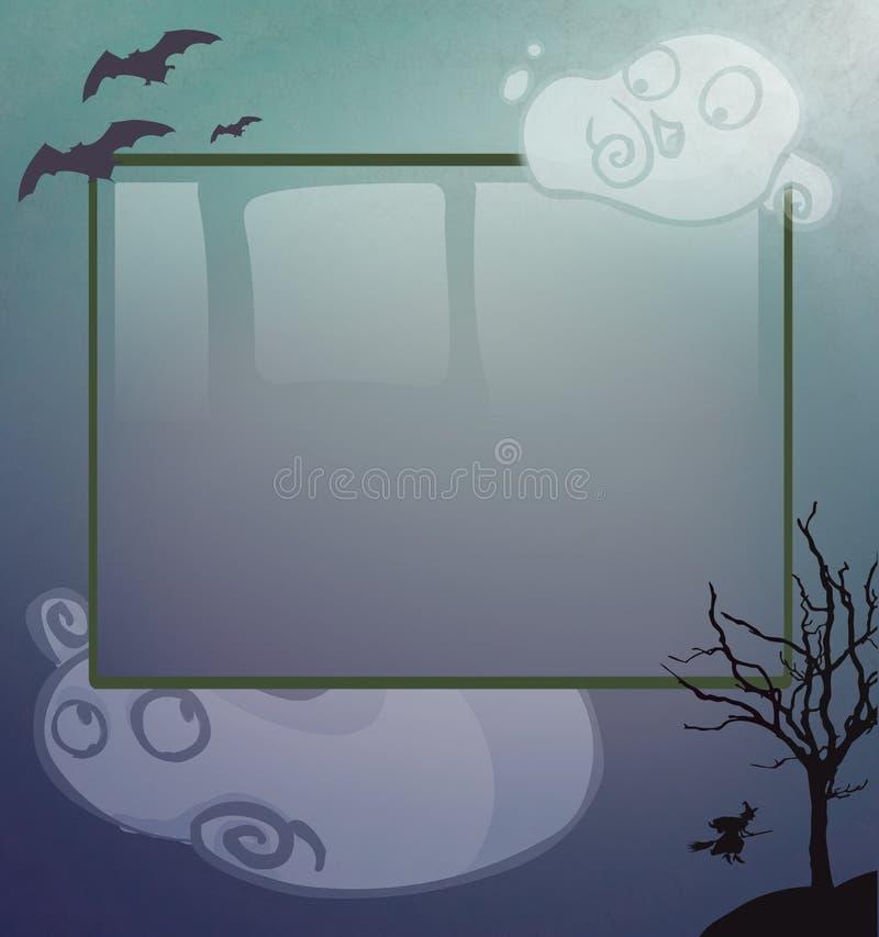 Persecución del fantasma libre illustration