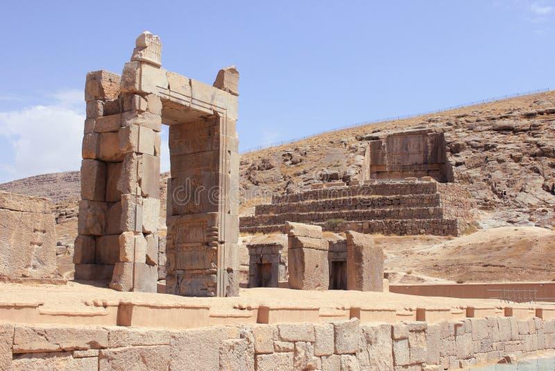 Persepolis (Иран) стоковые изображения rf