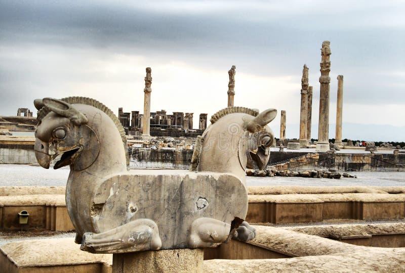 persepolis стоковая фотография