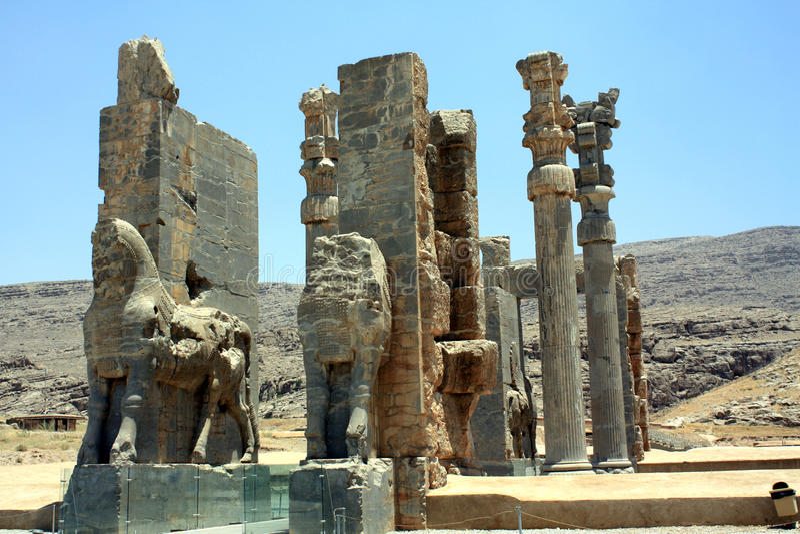 Persepolis image stock