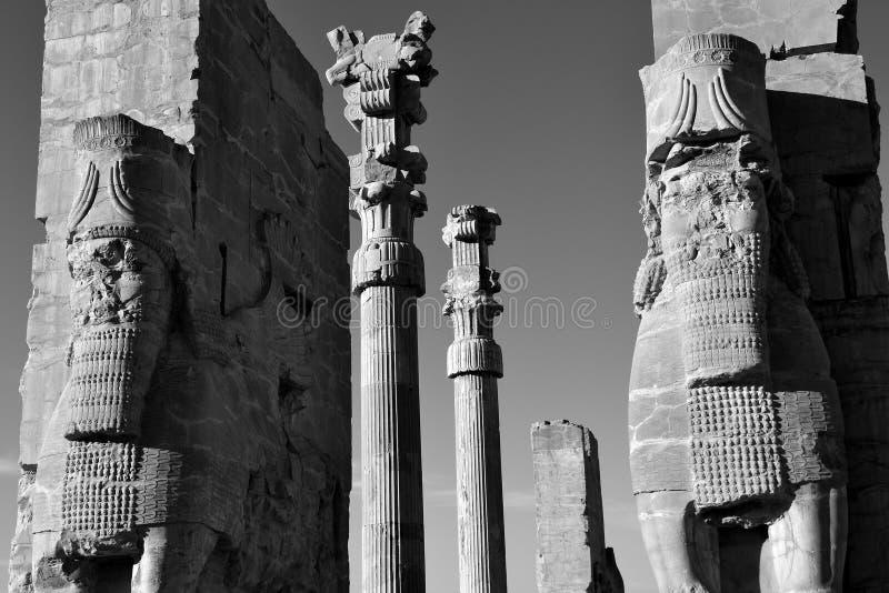 Persepolis fotos de archivo libres de regalías