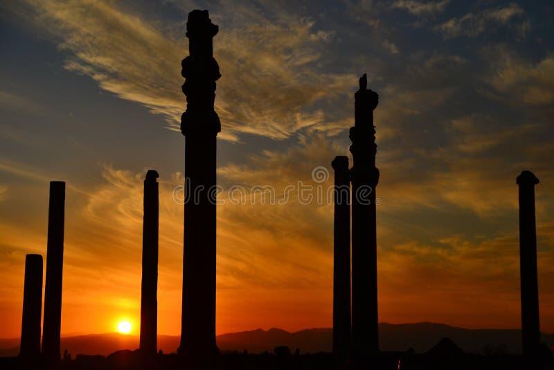 Persepolis imagen de archivo