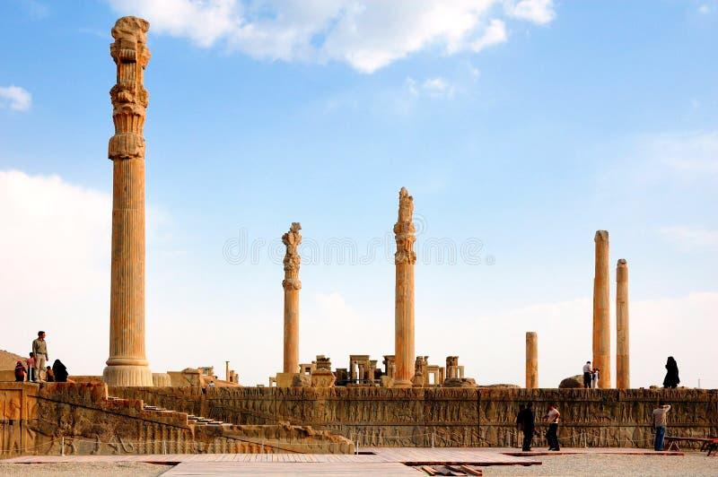 Persepolis photographie stock