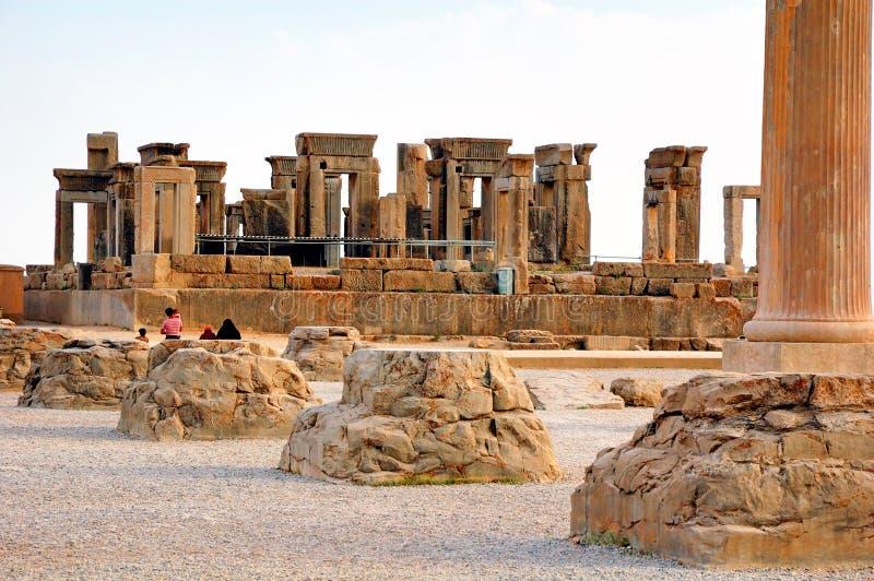 Persepolis photographie stock libre de droits