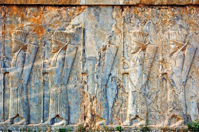 persepolis zdjęcie royalty free