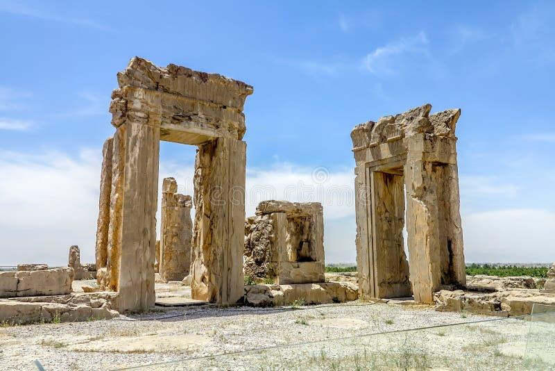 Persepolis Dziejowy miejsce 20 zdjęcie stock