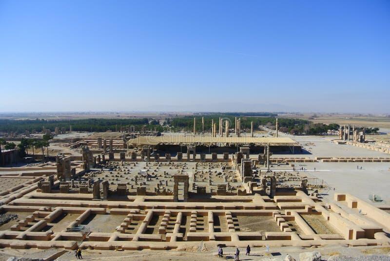Persepolis Ir? Shiraz, portal fotografia de stock royalty free