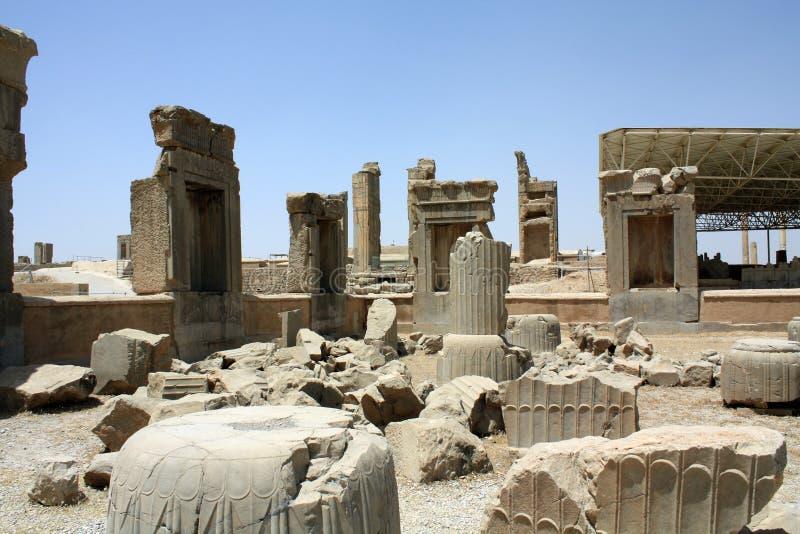 Persepolis Iran royaltyfri foto