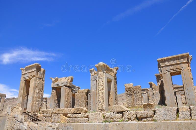 Persepolis Iran arkivfoton