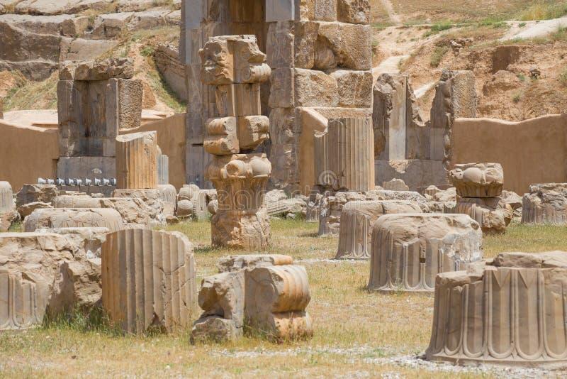 Persepolis, Iran fotografie stock libere da diritti