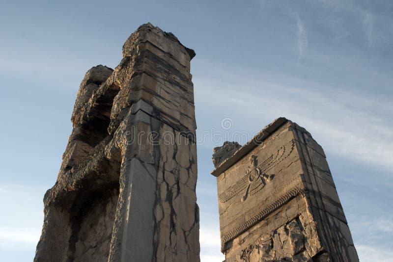 Persepolis, Persia immagine stock libera da diritti