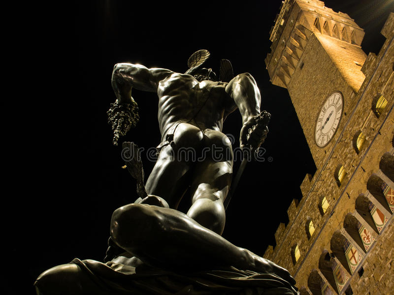 Download Perseus stock photo. Image of castle, famous, perseus - 31365894