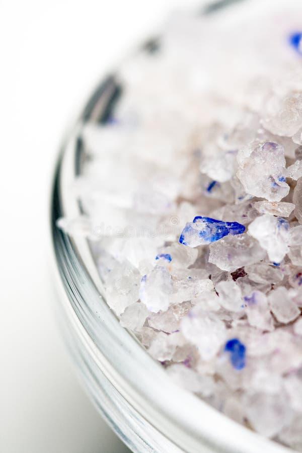 Download Persian blue salt stock image. Image of glass, closeup - 26404637