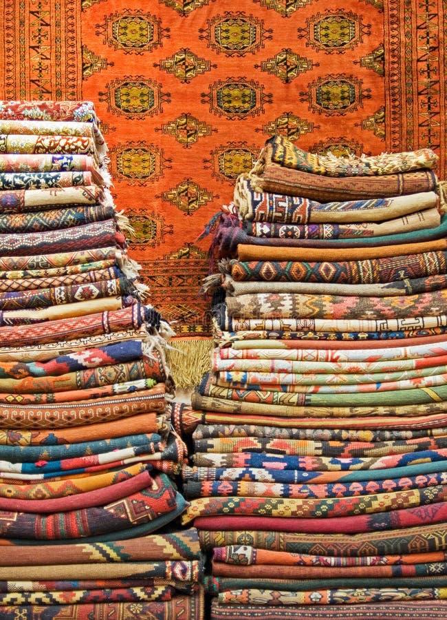 Persian Carpets Royalty Free Stock Photos