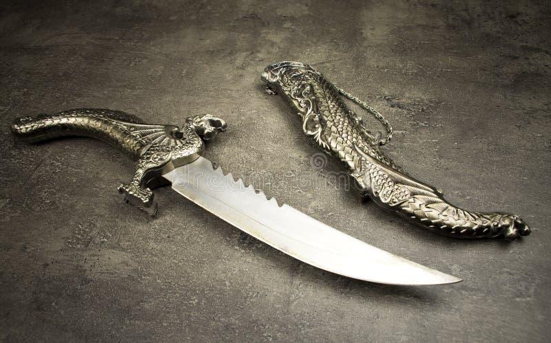 Persian Dagger royalty free stock photos