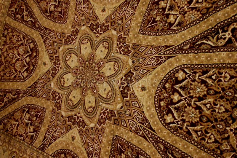 Persian rug stock photography