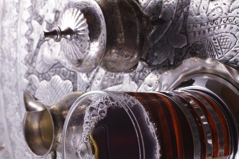 Persian Tea stock photo