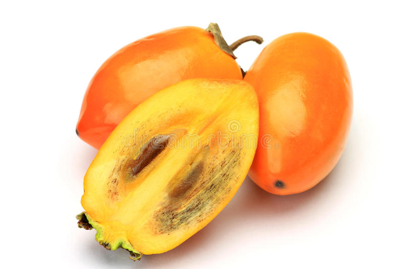 Persimmon stock images