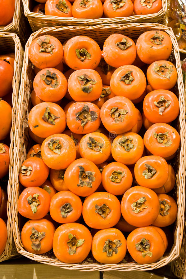 Download Persimmon stock image. Image of background, delicious - 23919887