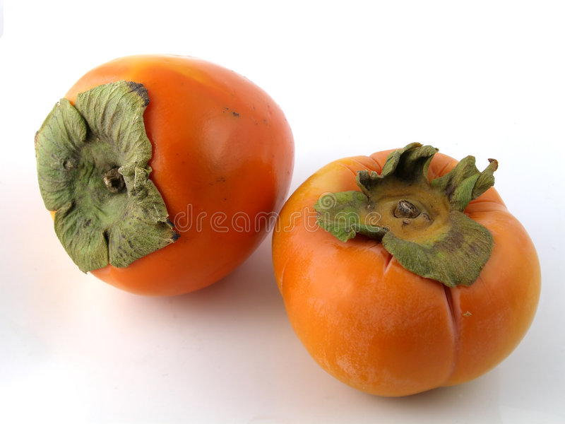 persimmons zdjęcie royalty free
