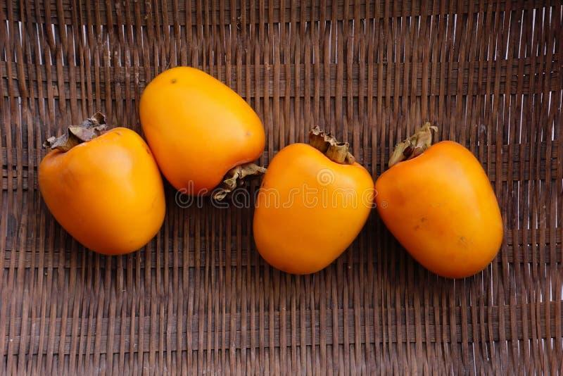 persimmons στοκ εικόνα με δικαίωμα ελεύθερης χρήσης