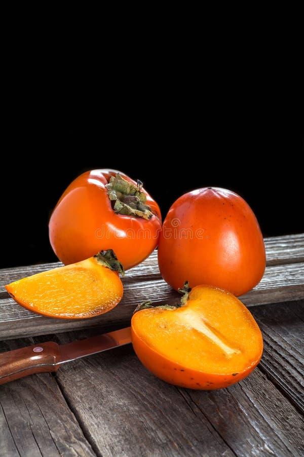 Persimonfrukt arkivbilder