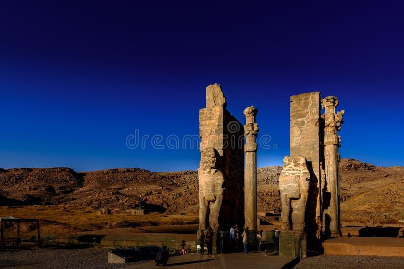 Persisk dagdröm royaltyfri fotografi