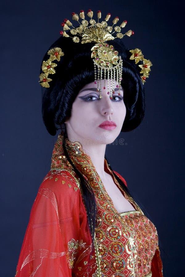 persisk princess arkivbilder