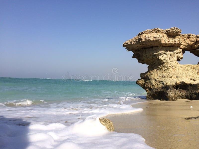 Perska zatoka fotografia royalty free