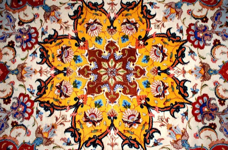 Perski dywan zdjęcia stock