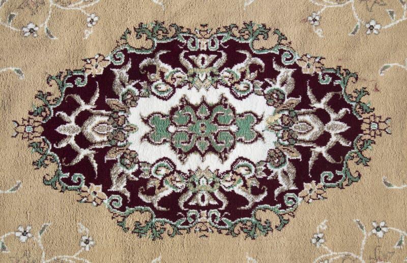 Perski dywan i dywanik fotografia stock