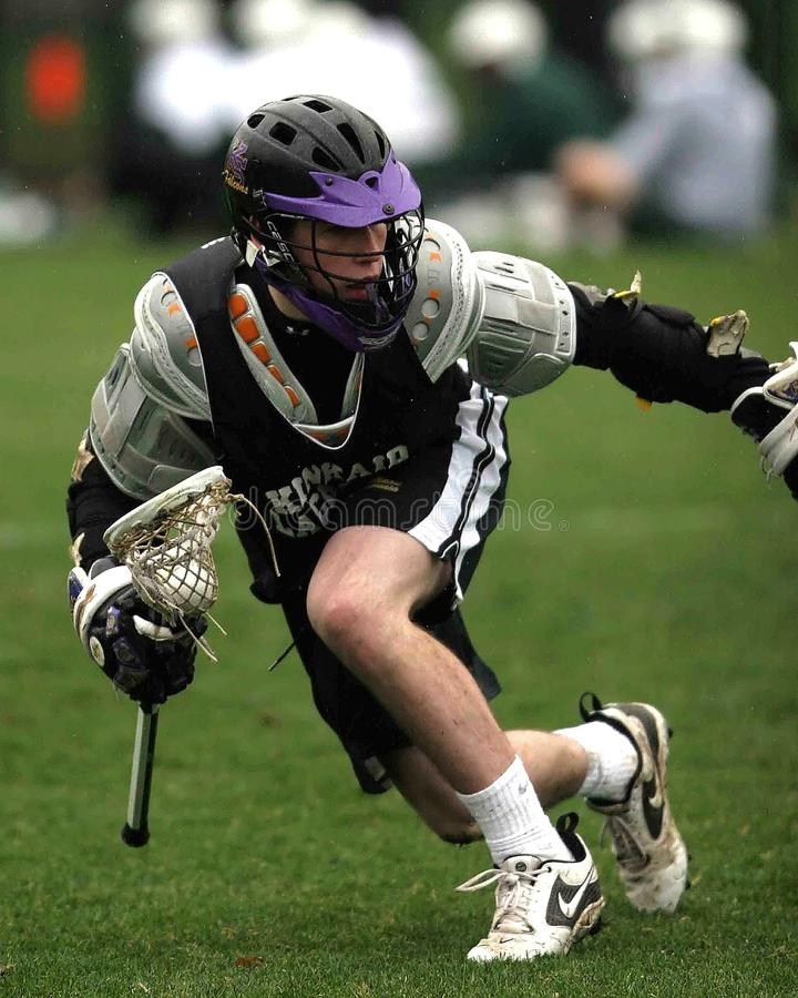 Person In Black Sports Jersey Playing Lacrosse Free Public Domain Cc0 Image