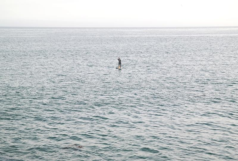 Person On Body Of Water During Daytime Free Public Domain Cc0 Image