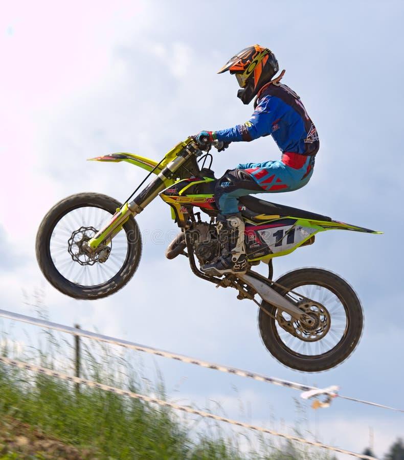 Person Doing Stunt In Motocross Dirt Bike Free Public Domain Cc0 Image