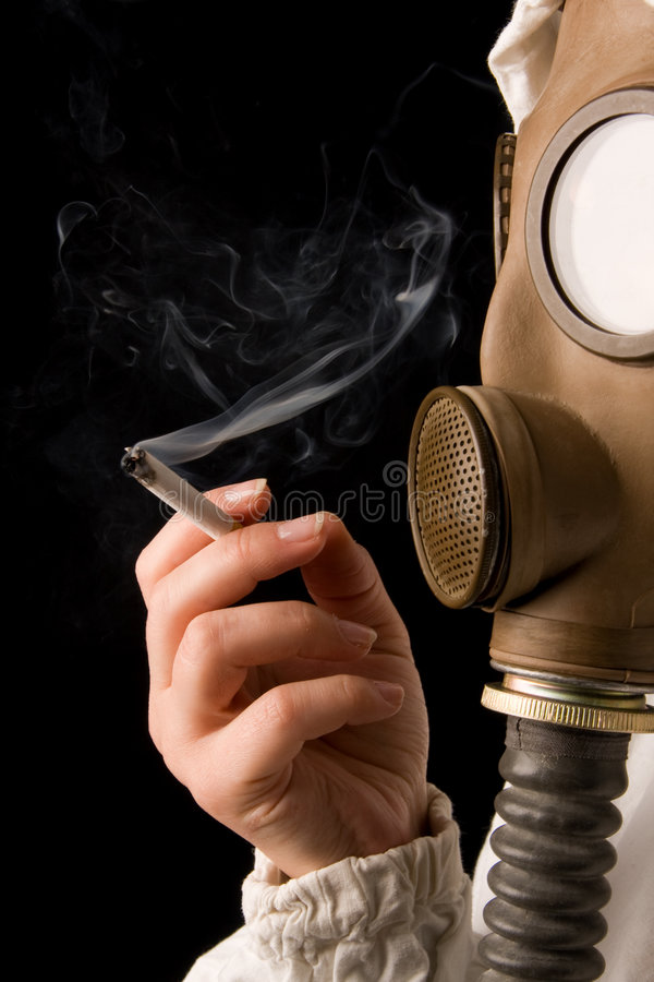Download Person in gas mask stock photo. Image of military, security - 4410732