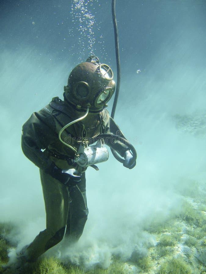 Person In Green Scuba Diving Suit Free Public Domain Cc0 Image