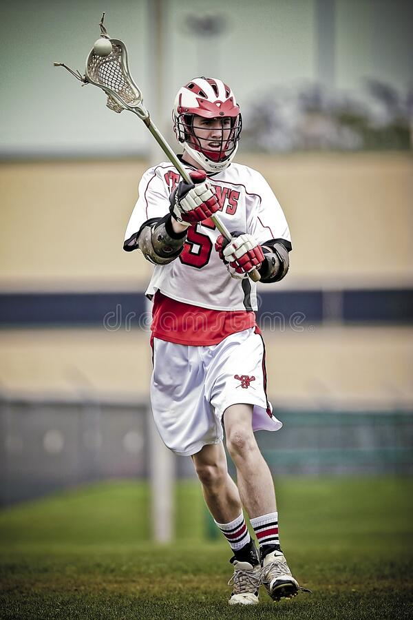 Person Holding Lacrosse Stick During Daytime Free Public Domain Cc0 Image