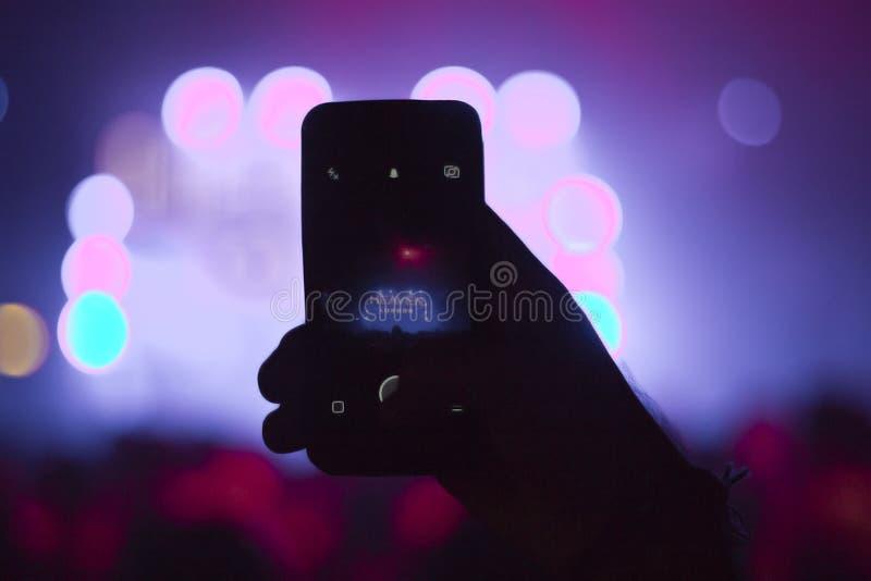 Person Holding Smartphone Free Public Domain Cc0 Image