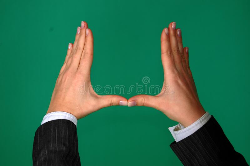 Person Making Square Using Hand Free Public Domain Cc0 Image