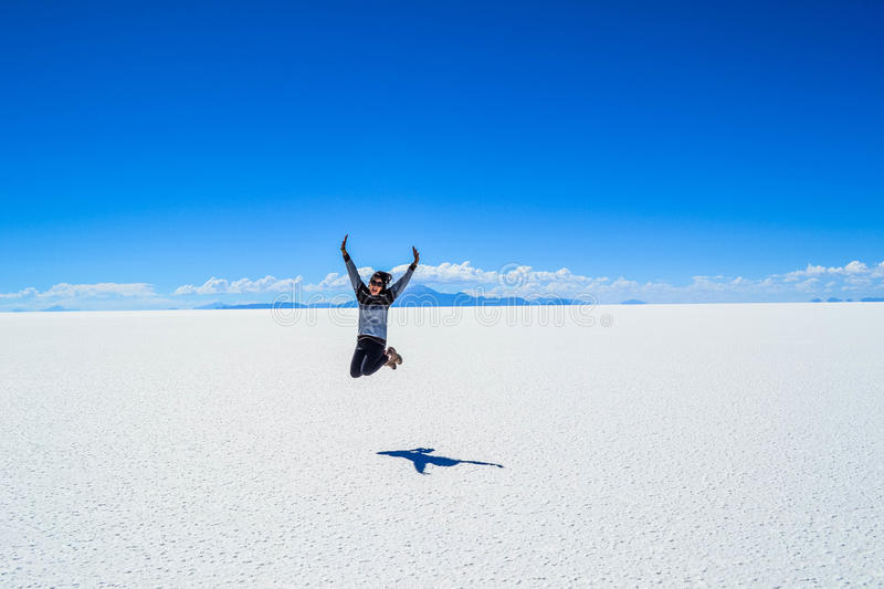 Person In Middle Of Snow Field Jump Shot Photography During Day Time Free Public Domain Cc0 Image