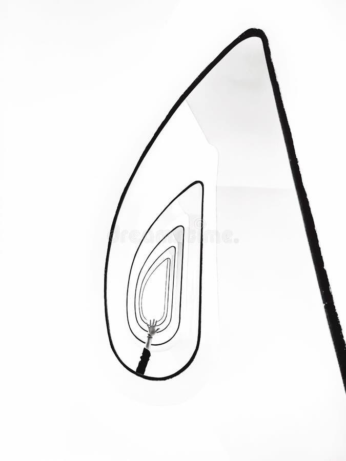 Person's Handje stock afbeelding