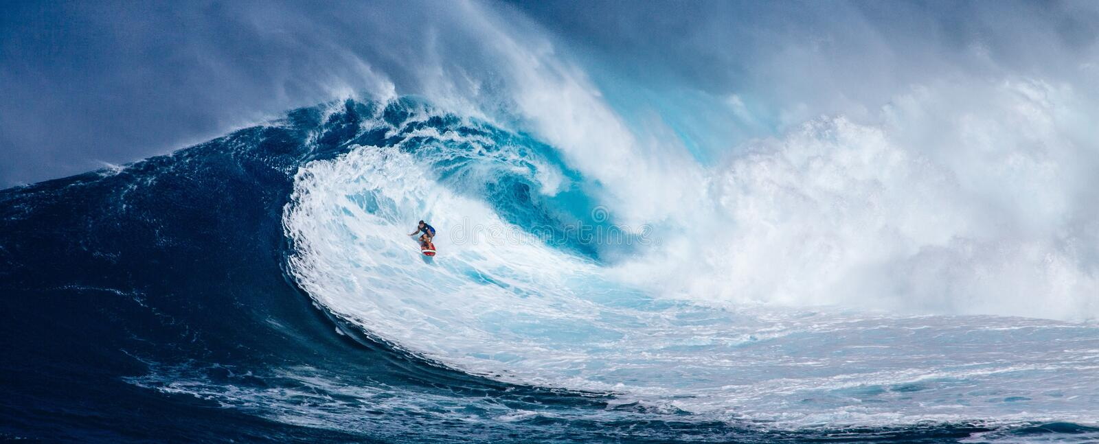 Person Surfing during Daytime stock photos