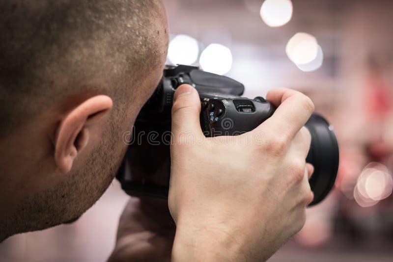 Person Taking A Photo Free Public Domain Cc0 Image